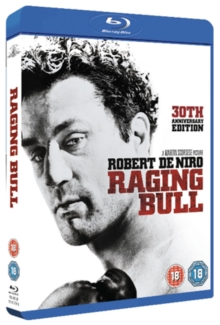 Raging Bull, Blu-ray  BluRay