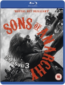 Sons of Anarchy: Complete Season 3, Blu-ray  BluRay