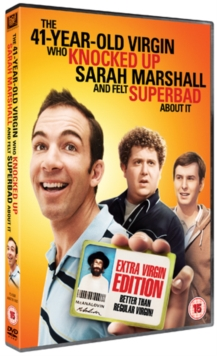 The 41 Year-old Virgin Who Knocked Up Sarah Marshall and Felt..., DVD DVD