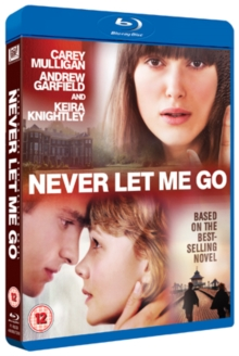 Never Let Me Go, Blu-ray  BluRay