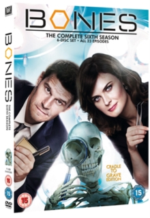 Bones: The Complete Sixth Season, DVD DVD