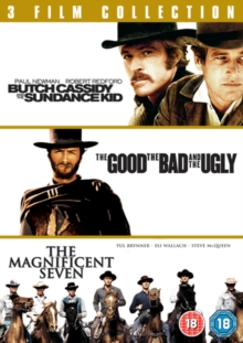 Butch Cassidy and the Sundance Kid/The Good, the Bad..., DVD  DVD