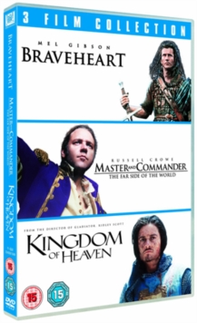 Braveheart/Master and Commander - The Far Side of the World/..., DVD  DVD
