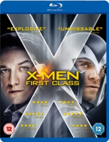 X-Men: First Class, Blu-ray  BluRay