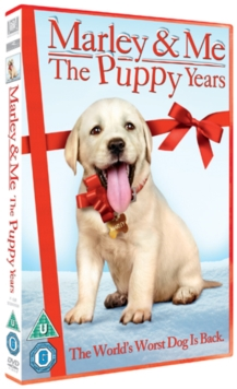 Marley and Me 2 - The Puppy Years, DVD  DVD