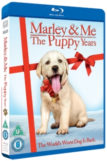 Marley and Me 2 - The Puppy Years, Blu-ray  BluRay