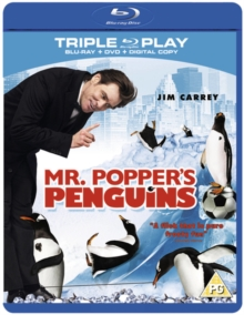 Mr Popper's Penguins, Blu-ray  BluRay