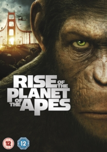Rise of the Planet of the Apes, DVD  DVD