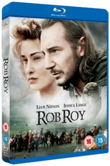 Rob Roy, Blu-ray  BluRay