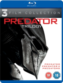 Predator Trilogy, Blu-ray  BluRay