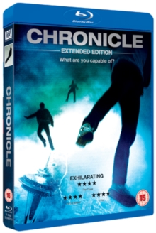 Chronicle: Extended Edition, Blu-ray  BluRay