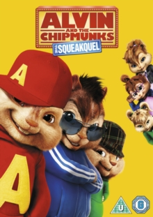 Alvin and the Chipmunks 2 - The Squeakquel, DVD  DVD