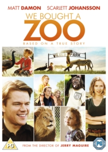 We Bought a Zoo, DVD  DVD