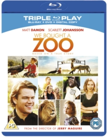We Bought a Zoo, Blu-ray  BluRay