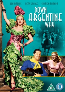 Down Argentine Way, DVD  DVD