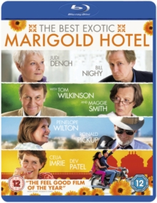 The Best Exotic Marigold Hotel, Blu-ray BluRay