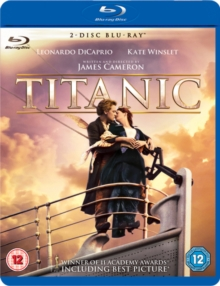 Titanic, Blu-ray  BluRay
