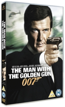 The Man With the Golden Gun, DVD DVD