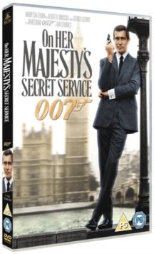 On Her Majesty's Secret Service, DVD  DVD