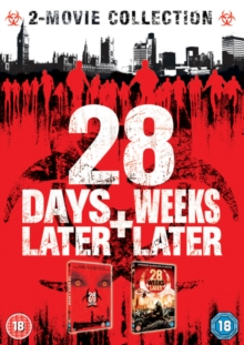 28 Days Later/28 Weeks Later, DVD  DVD