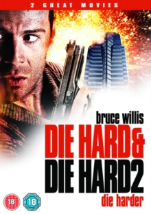 Die Hard/Die Hard 2 - Die Harder, DVD  DVD