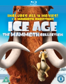 Ice Age 1-4 and Mammoth Christmas: The Mammoth Pack