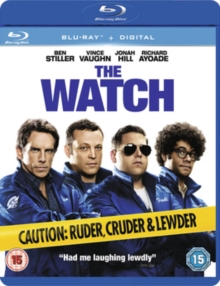 The Watch, Blu-ray BluRay