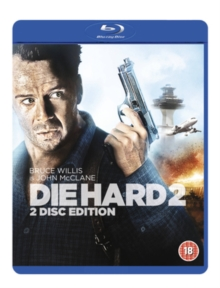 Die Hard 2 - Die Harder, Blu-ray  BluRay
