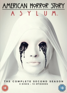 American Horror Story: Asylum - The Complete Second Season, DVD DVD