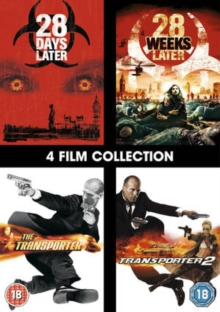 28 Days Later/28 Weeks Later/The Transporter/The Transporter 2, DVD  DVD