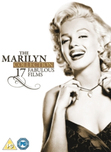 Marilyn Monroe: The Marilyn Collection - 17 Fabulous Films, DVD  DVD