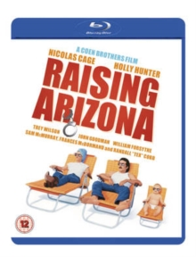 Raising Arizona, Blu-ray  BluRay
