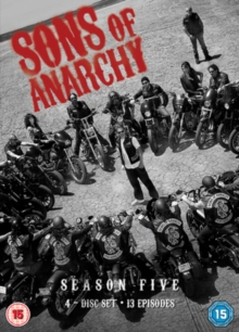 Sons of Anarchy: Complete Season 5, DVD  DVD
