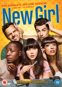 New Girl: Season 2, DVD  DVD