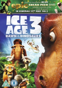 Ice Age: Dawn of the Dinosaurs, DVD DVD