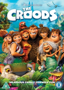 The Croods, DVD DVD