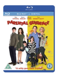 Parental Guidance, Blu-ray  BluRay
