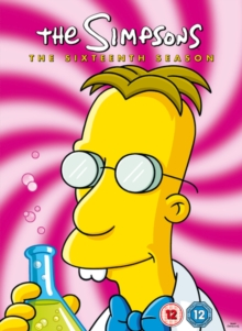 The Simpsons: Complete Season 16, DVD DVD