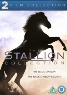 The Black Stallion/The Black Stallion Returns, DVD DVD