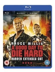 A   Good Day to Die Hard, Blu-ray BluRay