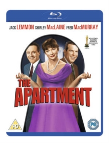 The Apartment, Blu-ray BluRay