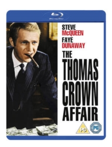 The Thomas Crown Affair, Blu-ray BluRay