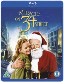 Miracle On 34th Street, Blu-ray  BluRay