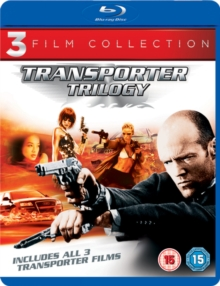 The Transporter Trilogy, Blu-ray BluRay