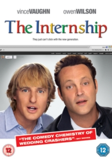 The Internship, DVD DVD