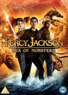 Percy Jackson: Sea of Monsters, DVD  DVD