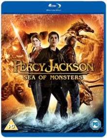 Percy Jackson: Sea of Monsters, Blu-ray  BluRay