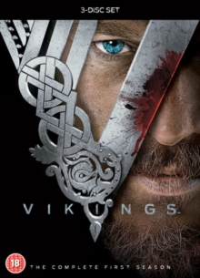 Vikings: The Complete First Season, DVD  DVD