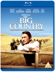 The Big Country, Blu-ray BluRay