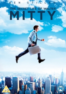 The Secret Life of Walter Mitty, DVD DVD